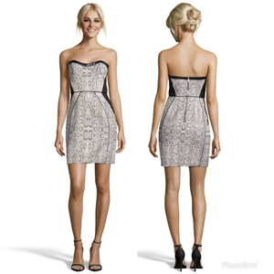 A.B.S. by Allen Schwartz Strapless Free Shipping Size 6 Dress