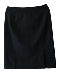 The Limited Pencil Stretch Skirt black