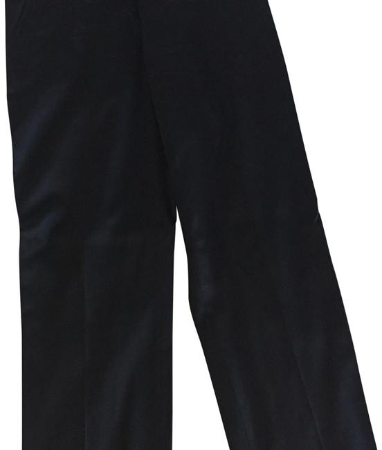 Item - Black Light Wash Embroidered Elegant Trousers with An Belt Capri/Cropped Jeans Size 33 (10, M)