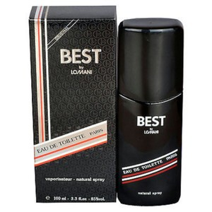 LOMANI BEST BY LOMANI POUR HOMME BY LOMANI-100 ML-MADE IN FRANCE