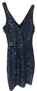 bebe Sequin Dress