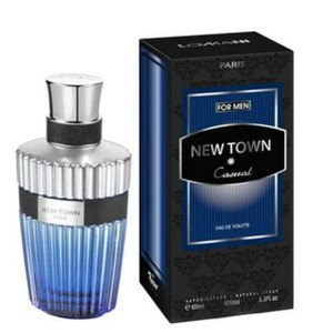 LOMANI LOMANI NEW TOWN CASUAL FOR MEN-EDT-100 ML-MADE IN FRANCE