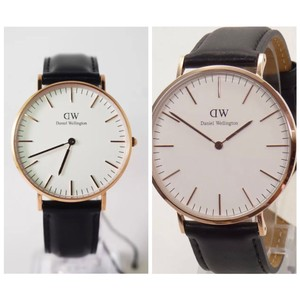 Daniel Wellington 2 DANIEL WELLINGTON WATCHES CLASSIC SHEFFIELD 36mm and 40mm