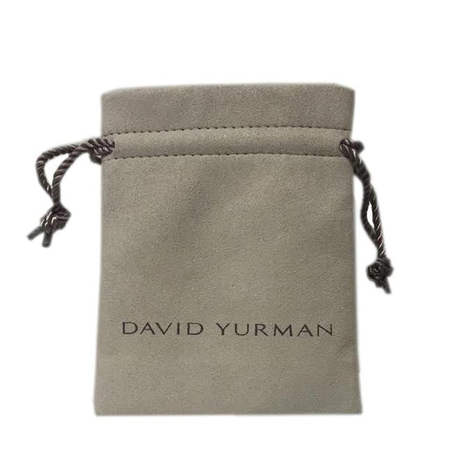 Item - Tan Large Suede Drawstring Pouch New