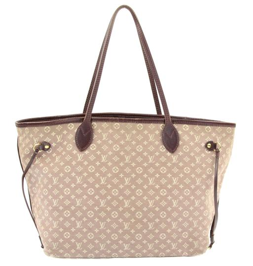 Preload https://img-static.tradesy.com/item/22596145/louis-vuitton-neverfull-mm-maroon-monogram-idylle-beige-canvas-tote-0-2-540-540.jpg