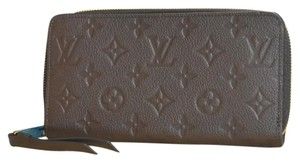 Louis Vuitton Louis Vuitton Zippy Wallet Empreinte NWT