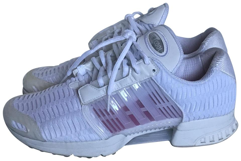 3811687be862 adidas White  16 Climacool Adiprene Running Sneakers Size US 10.5 ...