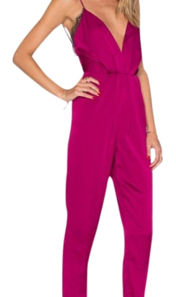 be8c3d388e94 Lovers + Friends Berry My Way Romper Jumpsuit - Tradesy