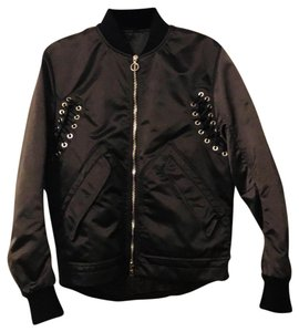 Tim Coppens Eyelet Articulated Sleeve Lacing Military Jacket
