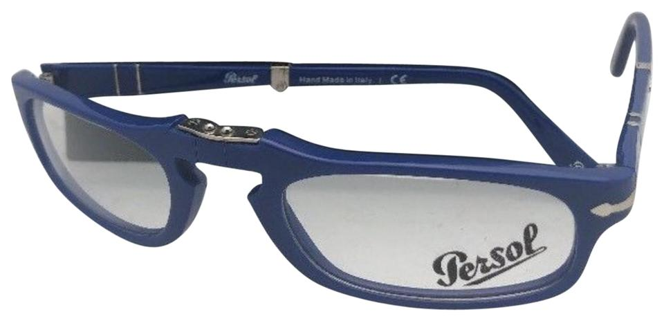 31e40cdd9a8 Persol New Folding PERSOL Rx-able Eyeglasses 2886-V 958 51-22 145 ...