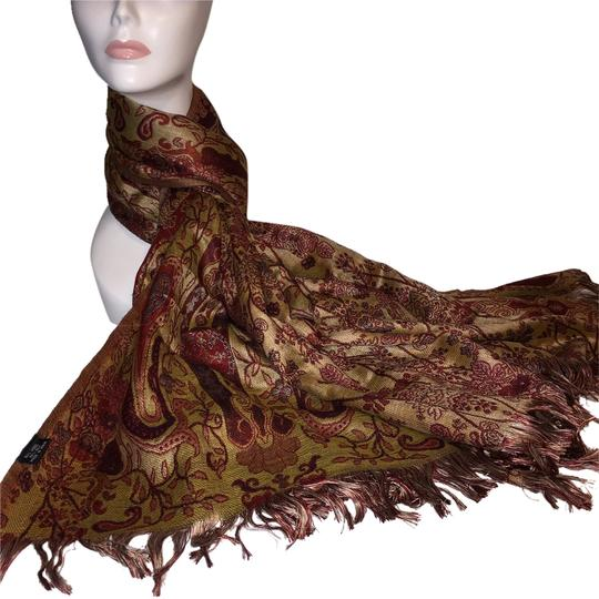 Preload https://item1.tradesy.com/images/other-reversible-indian-tapestry-wrap-scarf-60-wool-40-silk-roxanne-anjou-closet-2259730-0-0.jpg?width=440&height=440