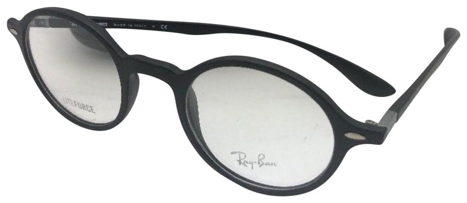 3a88d4c52d Ray-Ban New Liteforce Rb 7069 5204 46-22 145 Matte Black Frames ...