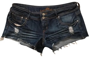 Almost Famous Clothing Cut Off Shorts