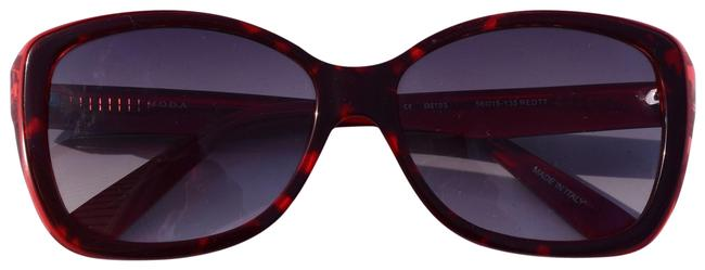 Item - Red & Black 1m103 Sunglasses
