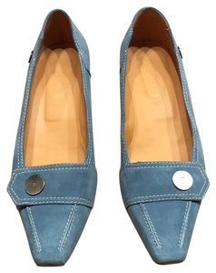 Tod's Blue Pumps