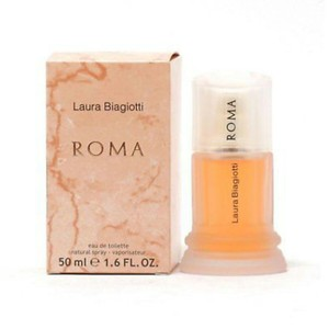Laura Biagiotti ROMA BY LAURA BIAGIOTTI FOR WOMEN-EDT-50 ML-MADE IN UK