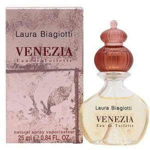 Laura Biagiotti VENEZIA BY LAURA BIAGIOTTI FOR WOMEN-EDT-25 ML-MADE IN UK