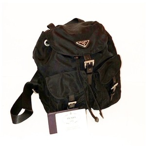 Prada Backpack Brown