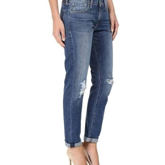 Lucky Brand Boyfriend Cut Jeans-Distressed Image 3