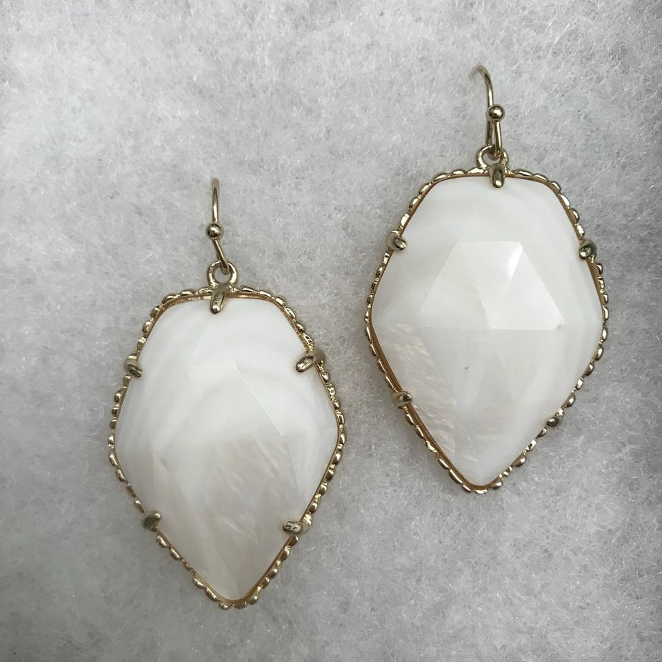 Kendra Scott Corley Mother Pearl