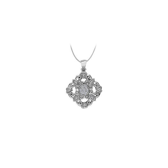 Preload https://img-static.tradesy.com/item/22598932/white-silver-cz-square-shaped-pendant-with-little-hearts-in-sterling-with-st-necklace-0-0-540-540.jpg