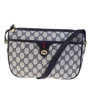 Gucci Crescent Shape Popular Style Large G Logo Print Accessory Col Vintage Cross Body Bag