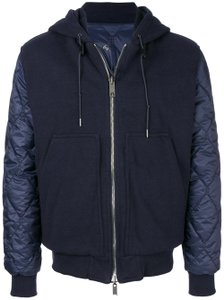 Burberry Demford Demford Mens Blue Jacket