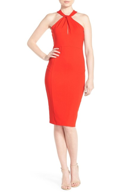 Preload https://img-static.tradesy.com/item/22599177/felicity-and-coco-bright-red-halter-short-casual-dress-size-16-xl-plus-0x-0-0-650-650.jpg