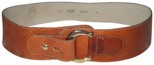 Preload https://img-static.tradesy.com/item/22599852/british-tan-for-calderon-reptile-embossed-wide-leather-belt-0-1-540-540.jpg