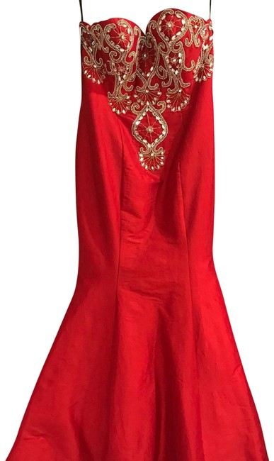 Preload https://img-static.tradesy.com/item/22599911/jovani-red-77831-long-formal-dress-size-12-l-0-1-650-650.jpg
