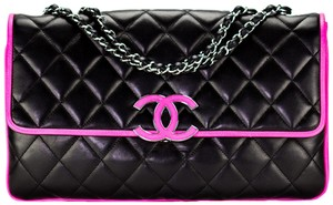 Chanel Cruise Flap Rare Shoulder Bag
