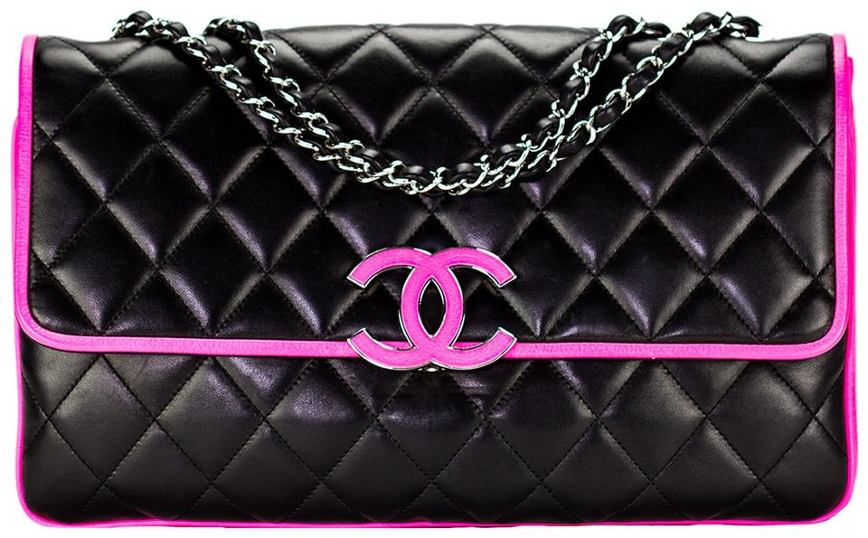 ddc64aaa98a235 Chanel Classic Flap Cruise Collection Rare Penelope Limited Edition ...