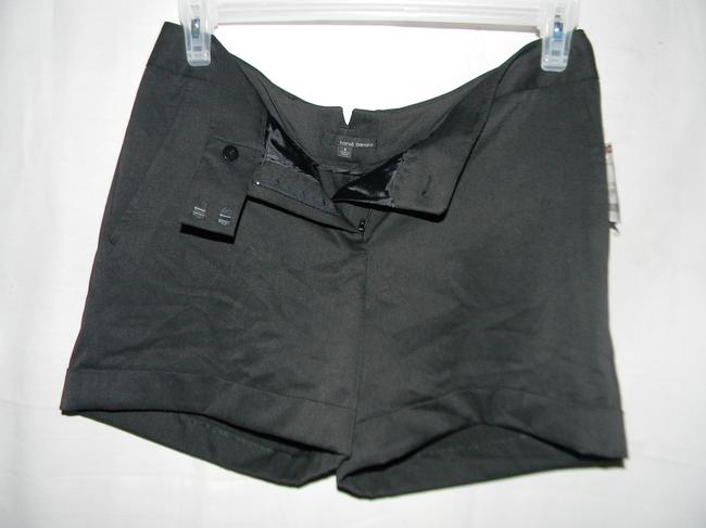 Harvé Benard Cuffed Shorts Black