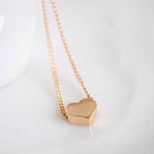 Other Tiny Heart Necklace
