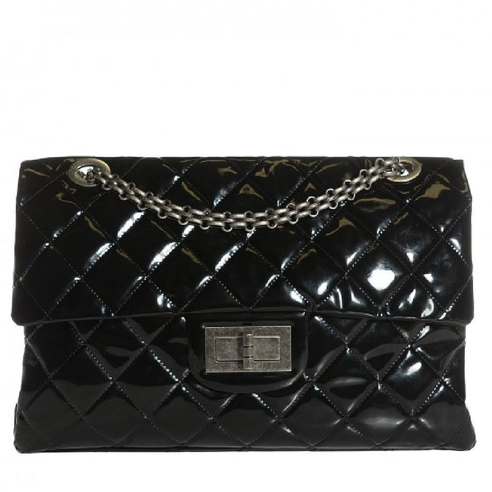 Chanel Classic Flap 2.55 Reissue Xxl Limited Edition Ultra Rare ... 242478b0e1f4b