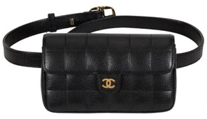 Chanel Fanny Pack Vintage Rare Limited Edition Cross Body Bag - item med img