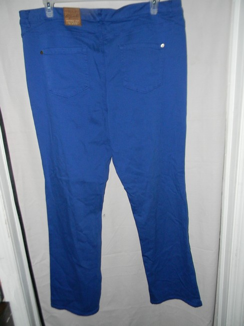Coldwater Creek Boot Cut Jeans-Coated
