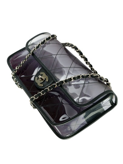 Chanel Rare Vintage Flap Shoulder Bag Image 2