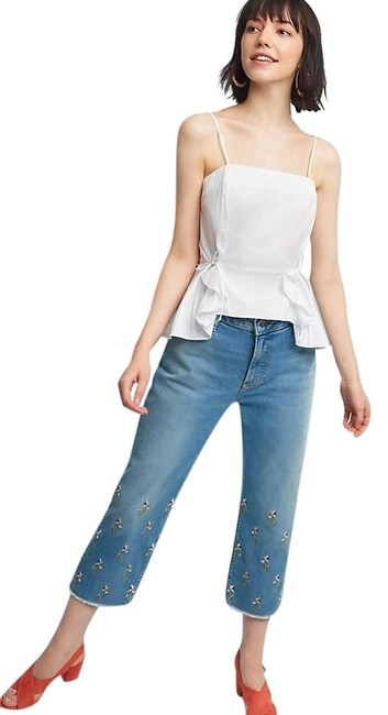 Preload https://img-static.tradesy.com/item/22600632/anthropologie-denim-light-wash-pilcro-embroidered-high-rise-straight-capricropped-jeans-size-28-4-s-0-1-650-650.jpg