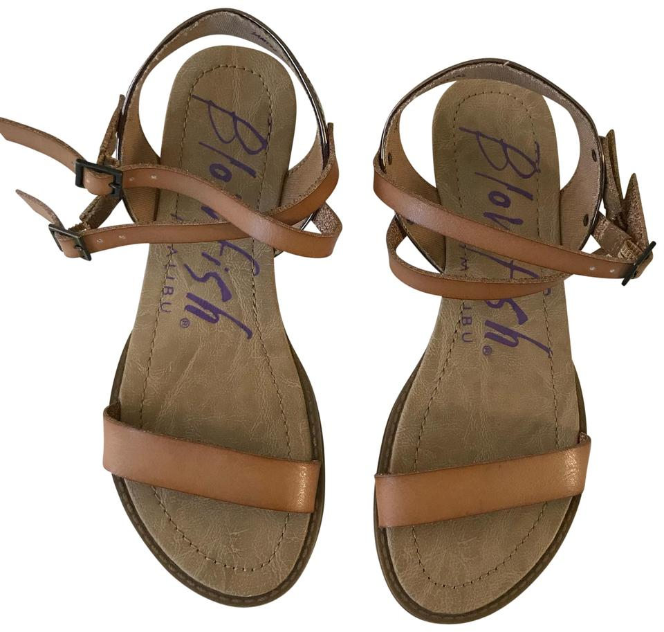 Blowfish Malibu Sandals Size US 6 Regular (M 86010dcf82d