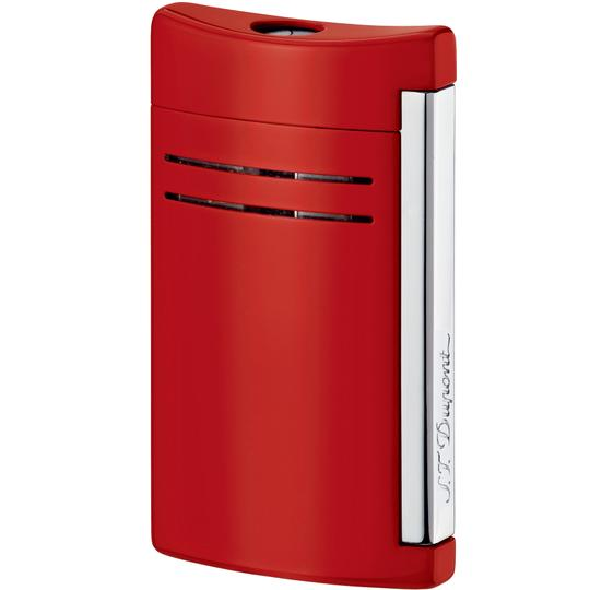 S.T. Dupont S.T. DUPONT MAXIJET CHROME RED LIGHTER 20138N