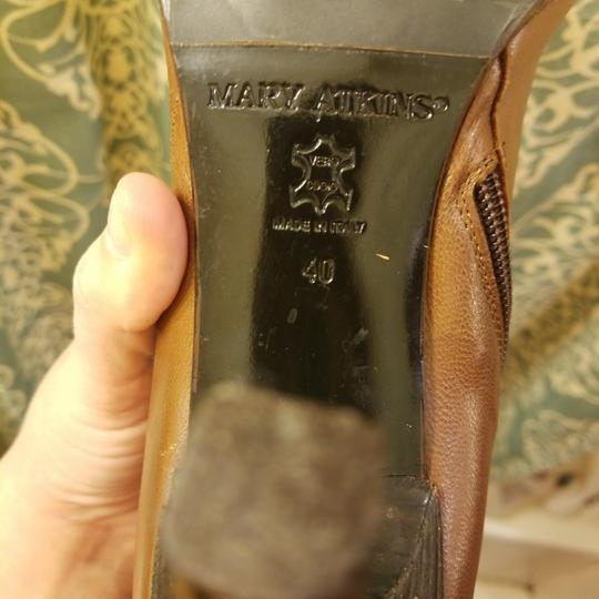 Italian Shoemakers Brown Boots