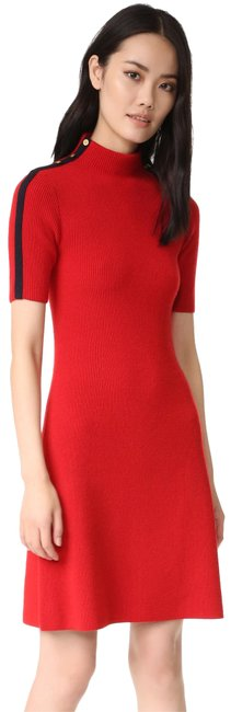 Preload https://img-static.tradesy.com/item/22601193/tory-burch-red-sardy-elbow-length-sleeve-mockneck-turtleneck-short-casual-dress-size-0-xs-0-1-650-650.jpg