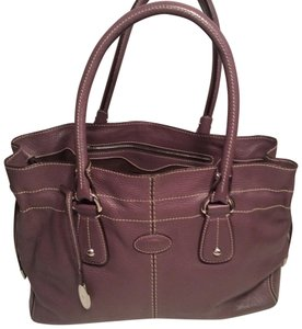 Tod's Satchel in mauve - item med img