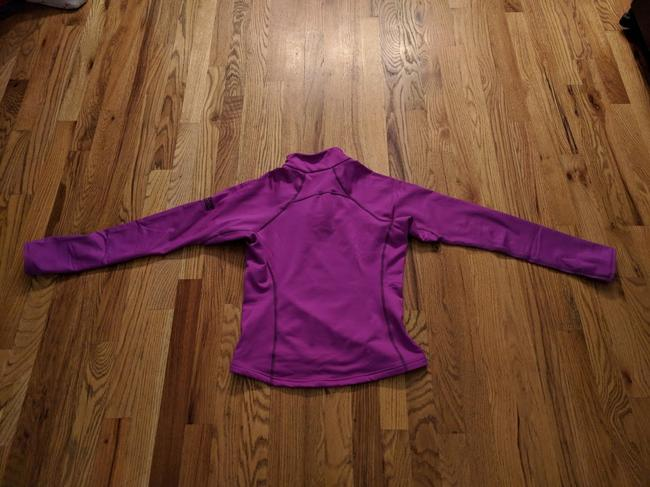 Outdoor Research Outdoor Research Women's Radiant LT Zip Top, Purple, Size XS Image 4