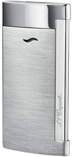Preload https://img-static.tradesy.com/item/22601452/st-dupont-silver-slim-7-lighter-brushed-chrome-finish-27701-0-1-540-540.jpg