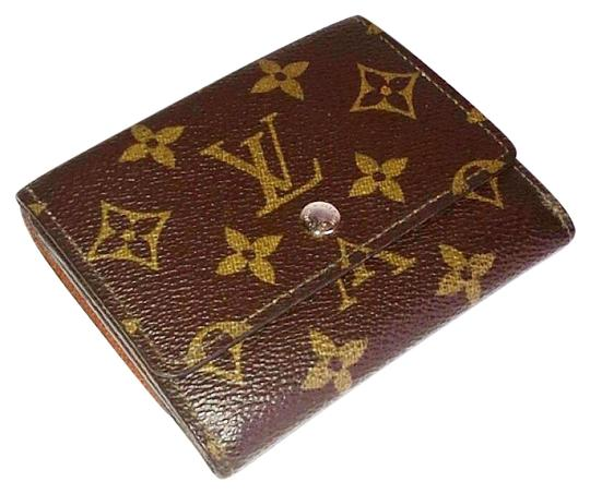 Louis Vuitton Vintage Monogram Biface Wallet