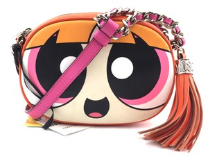 Moschino Powerpuff Girls Cross Body Bag