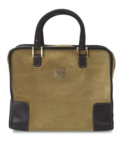 Preload https://img-static.tradesy.com/item/22601988/loewe-gold-and-brown-leather-amazona-28-handle-beige-suede-tote-0-0-540-540.jpg