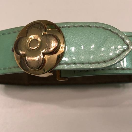 Louis Vuitton Wish Fleur Bracelet Cuff Bangle LV/Louis Vuitton Made in France.